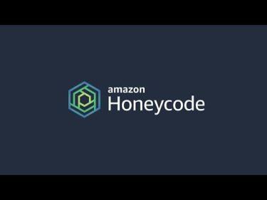 AWSのノーコードプラットフォームAmazon Honeycode登場